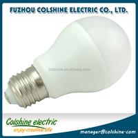 high quality E27 AC85-265V 5.5W to 11W LED bulb