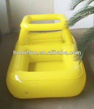 inflatable floating fishing boat for kids