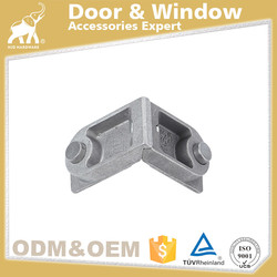 Promotional aluminum alloy hardware stainless steel fitting