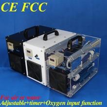 CE FCC portable ozone generator ozonator air purifier