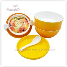 2 Layers Plastic Lunch Box, food grade lunch containers,pp food box