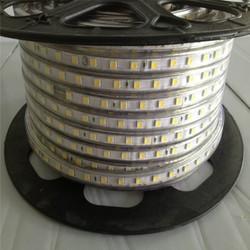 led neon tape ip65 IP67 waterproof led rope light smd 5050 outdoor deco 50m/roll 100m/roll high volt 110v 220v led strip light