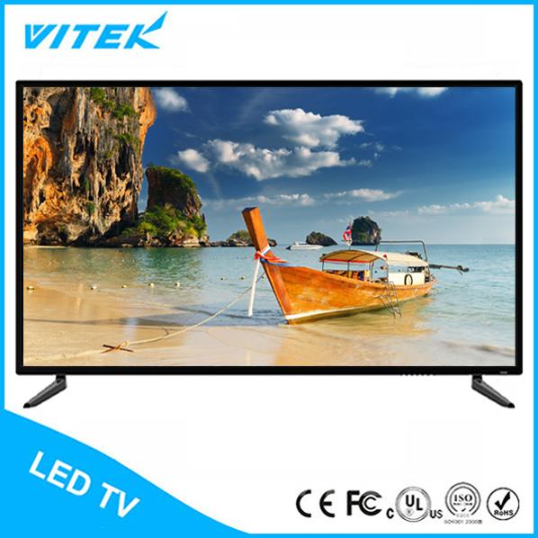"VTEX 65 ""안드로이드 기능 지원 구글 크롬/유튜브/스카이프/페이스 RAM1G + ROM8G TV 스마트 LED"