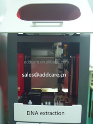 Automatic DNA/RNA genes extraction CE FDA ISO