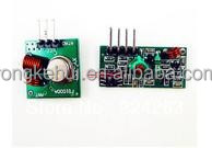433Mhz RF transmitter and receiver link kit for Arduino/ARM/MCU WL module relay
