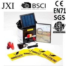 Hot selling Animal Livestock Farm Solar Power Electric Fence Energiser Charger -8km Distance