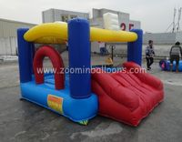 good price inflatable bouncer and slide with best quality Z2014