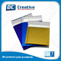 Colored Bubble Mailer,Custom Metallic Bubble Envelopes