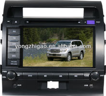[YZG]Touch screen car DVD Player for TOYOTA Land Cruiser with GPS navigation