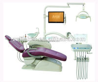(LK-A21) High Quality Fona Dental Unit AL 398HF Anle Dental Chair with CE