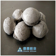 Si Briquette Used Widly in Steelmaking