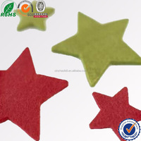 felt patterns large christmas decoration star/snowflake/beer/tree felt decoration