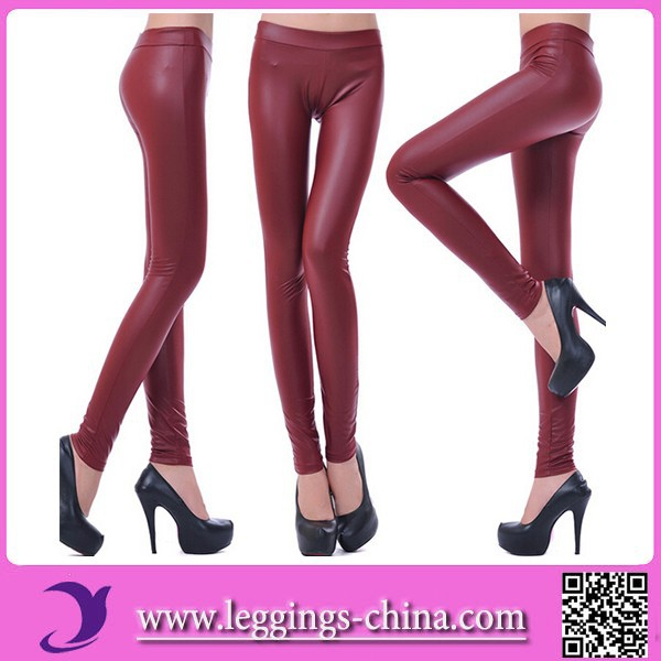 FREE SHIPPING - Faux Leather is sexy. All women should own a pair of faux leather leggings and we eliminate all excuses. Our one of a kind selection of plus size faux leather leggings is a fabulous selection. From XL to XXXL, you are only moments away from owning your very pair of sexy faux leather leggings.