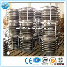 stainless steel bellows pipe compensator