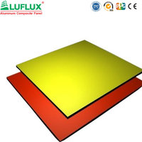 PVDF Aluminum Cladding panel(ACP)