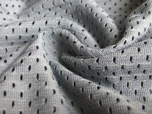 Polyester mesh lining fabric /tricot knitting for garment