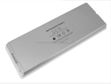 """High quality for Macbook 13"""" A1185 6cell 10.8v 5500mah for apple 1185 white laptop battery"""