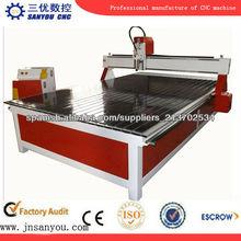 cnc cortador y grabador de madera/cnc máquina de grabado