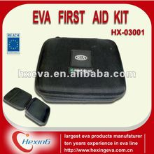 Usable multipurpose car first aid kit