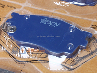 Brake pads production line , ceramis , semi-mental materials for sale