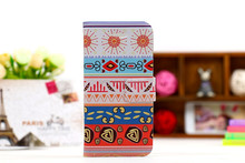 Ultra Slim Back Stand Flip Leather Cute Cell Phone Faceplates For Iphone 6