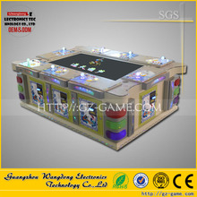 The hot product King of treasure coin push fishing game machine
