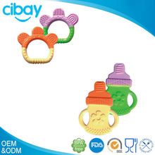 OEM&ODM Service silicone natural rubber teether