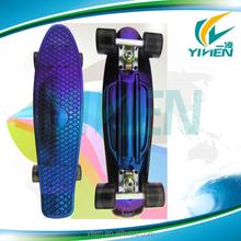 mini retro cruiser skateboard mini board 22''complete skateboard