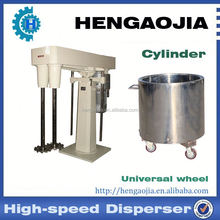 Industrial Disperser for dye,paint,coating material,cosmetics