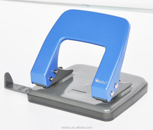 2015 hot sell metal two hole paper punch