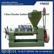mill Oil press machine for extract oil from Peanut,Soybean,Rapeseed, Sesame seeds, hand operated small olive oil press