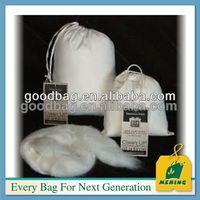 plain white kids cotton canvas tote sleeping bag