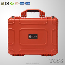 beauti waterproof shockproof plastic gun case / equipment case for gun
