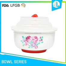 With lids China supplies unique design Japanese bowl