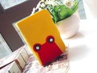 Mini Frog card holders, lovely card holder,mini business card holder