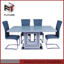 home modern dinning table and chairs