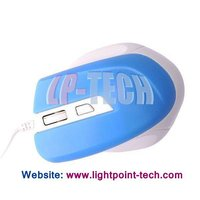 Multi-Color Cheap promotional wired usb gift mouse