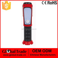4 LED Torch + 40 LED Sensor Light.AC Adaptor And DC Car Cigarette Plug.H0050