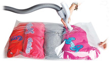 clothes vacuum space saving bag save75% space