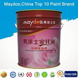 washable exterior flat latex paint