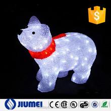 The Most Compeitive Price 3D Bear Sculpture Motif Christmas Lights