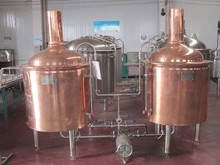 CGET- BEST quality with best price/ red copper home brew kettle equipment