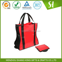 logo shopping bags wholesale,promotion nonwoven shopping bag