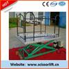 Outdoor wheelchair lift/wheelchair elevator lift