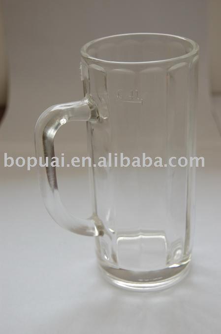 Decalque vidro de cerveja / caneca de cerveja de vidro / logoed embalagem de cerveja