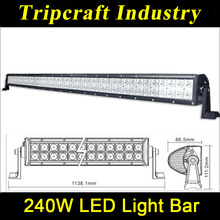 ATV,UTV,SUV,trucks 42 inch led work light 240w led light bar 4x4 Car Truck Led Bar Lights