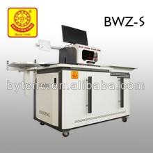 BYT mini cnc channel letter auto bending machine Channel Letter bending machine for signage