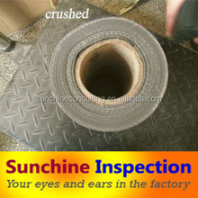 Third Party Inspection Services / Well-Trained and Experienced Inspectors, Full time QC Team only / Inspection Certificate