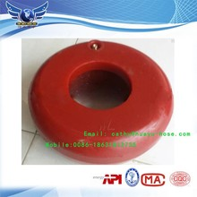 Quality assured polyurethane thread protector