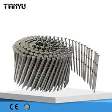 Coil Nails, ring shank bright coil nails.screw shank coil nails
